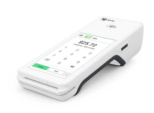 Clover Wireless Credit Card Terminal