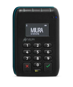 Mobile Reader with PIN Pad