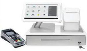 Retail POS, First Data, Complete System